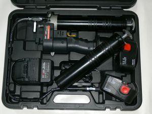 Elektická bateriová maznice,mazací pistole mazací lis kw c1019 kw 119c