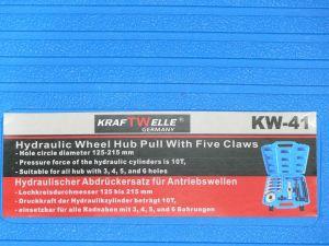Stahovák brzdových bubnů a řemenic KW 41