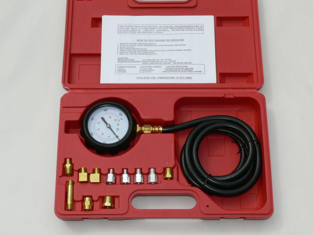Měřák komprese tlaku oleje a1014 F06021 Kraftwelle