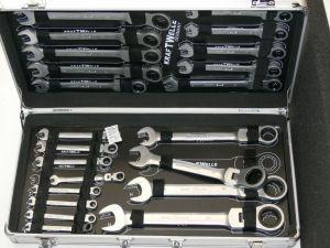 Sada ráčnových klíčů kloubové KW 2243F
