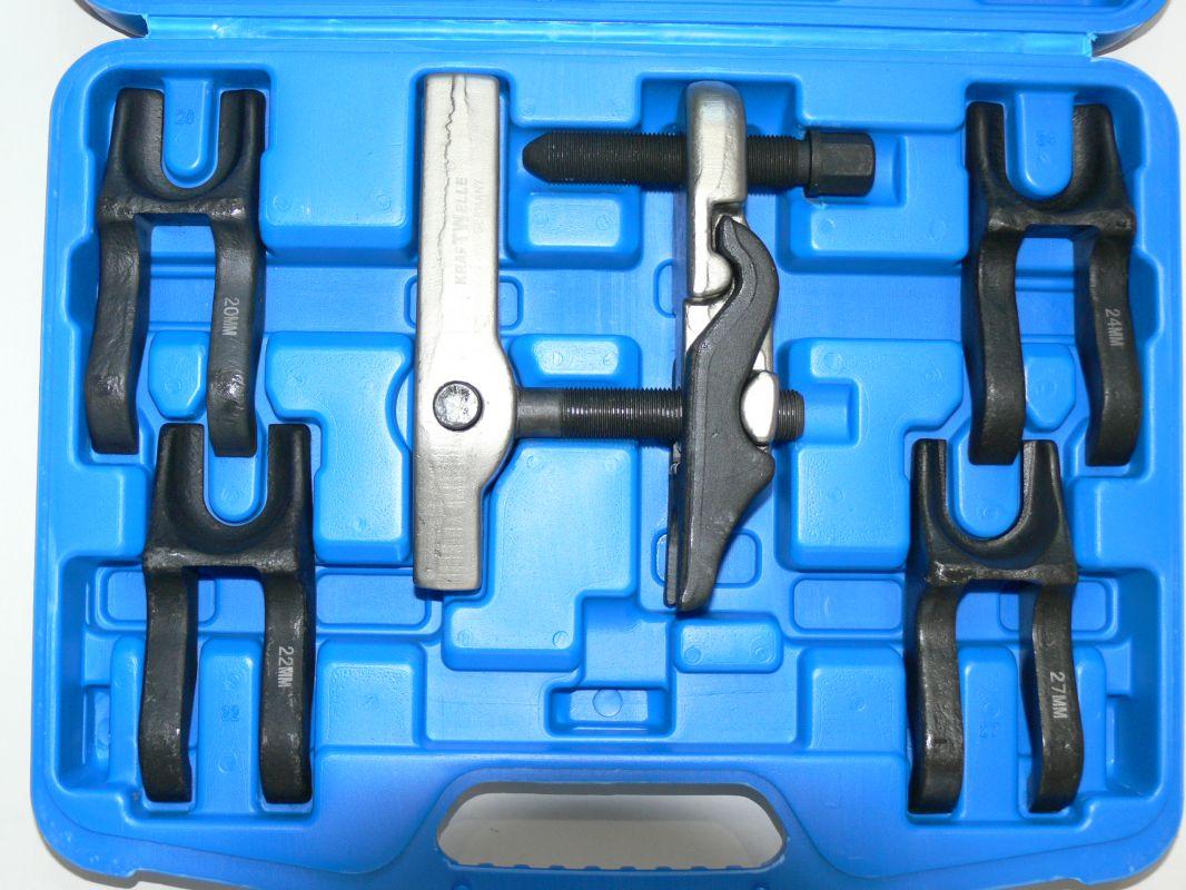Stahovák kulových čepů s výmněnými vidlicemi KW D1075-F05349 m66750 KRAFTWELLE,FALCON