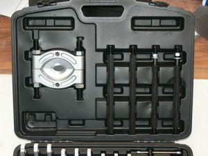 Univerzální hydraulickýStahovák ložisek set 2 + 3 vnitřní vnější stahovák KW d1045 50 AZ