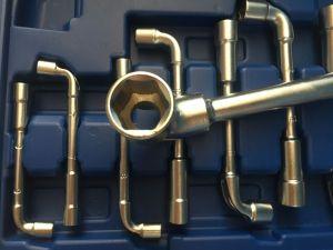 Klíče Anglická míra kw 12