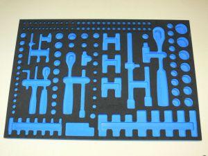 Ráčnový set- prázdná výplň pro ráčnový set,malá,střední velká pěna  APF 39