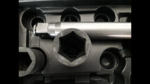 Pneumatická utahovačka kw98 KRAFTWELLE
