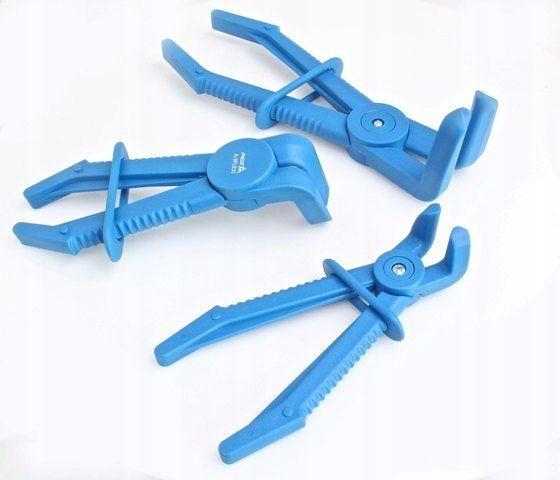 Svěrky k zajištění-uzavření -skřípnutí hadic,palivových,brzdových AA-3FLEX1 ASTA