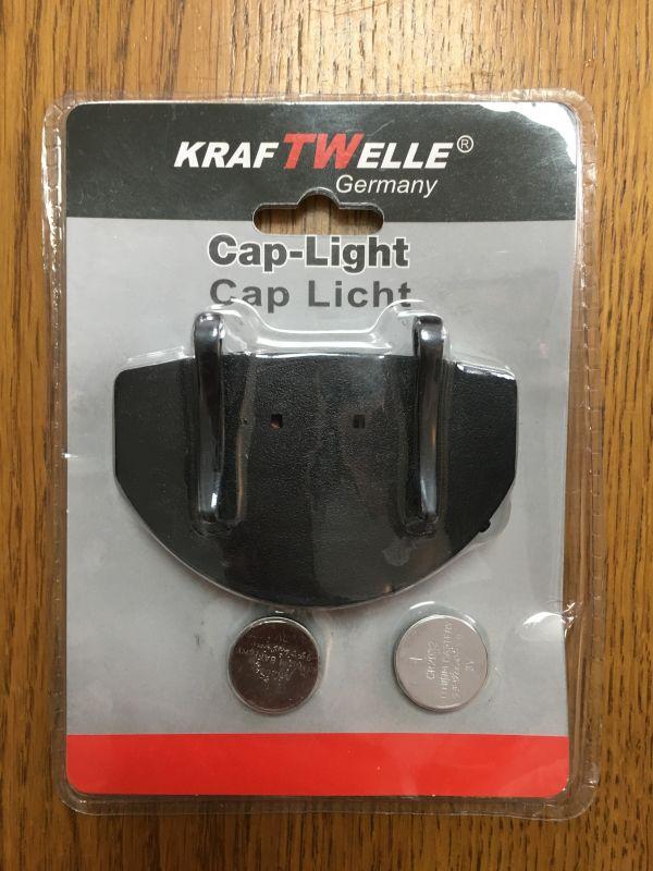 Světlo na kšiltovku LED KRAFTWELLE