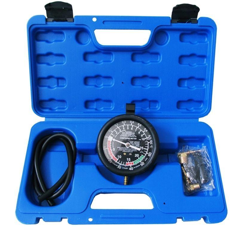 Tester tlaku palivového čerpadla, vakuometr F06051 FALCON tag