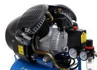 Dvoupístový olejový kompresor s tlakovou nádobou 50L včetně separátoru TAGRED