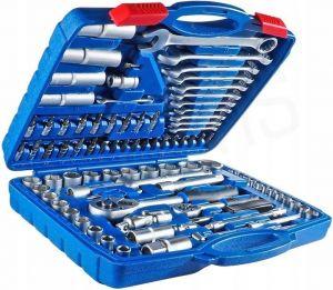 Sada nástrčných klíčů se 2 ráčny 94 kusů SK-094-03