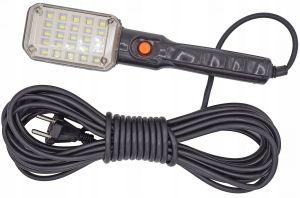 Kanálová lampa napájená ze sítě 230V kabel 10m FALON-TECH
