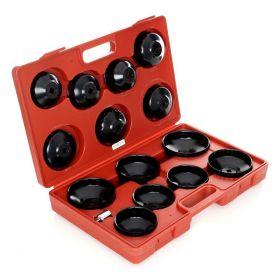 Klíče na olejové filtry  sada 14 prvků s adaptérem FT770773