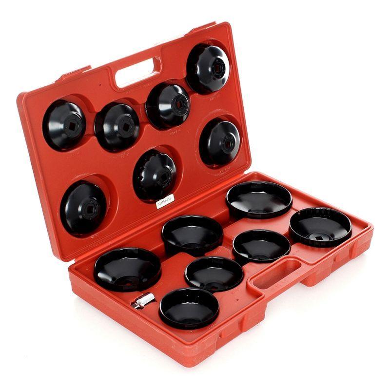 Klíče na olejové filtry sadu 15 prvků s adaptérem FT770773 TAGRED