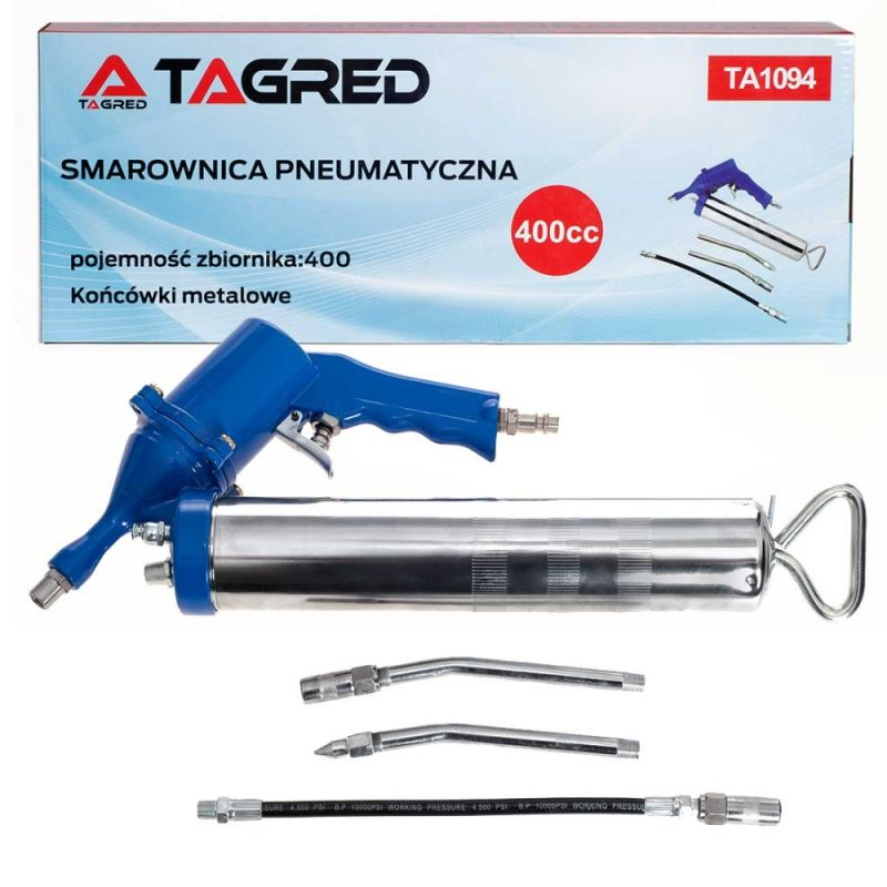 Pneumatická maznice 400 ml TA1094 TAGRED