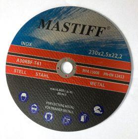 Řezací kotouč na železo průměr 230x1,8 mm