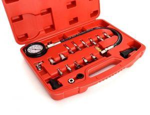 Tester pro měření kompresního tlaku v dieselových motorech válcích FT284 TAGRED