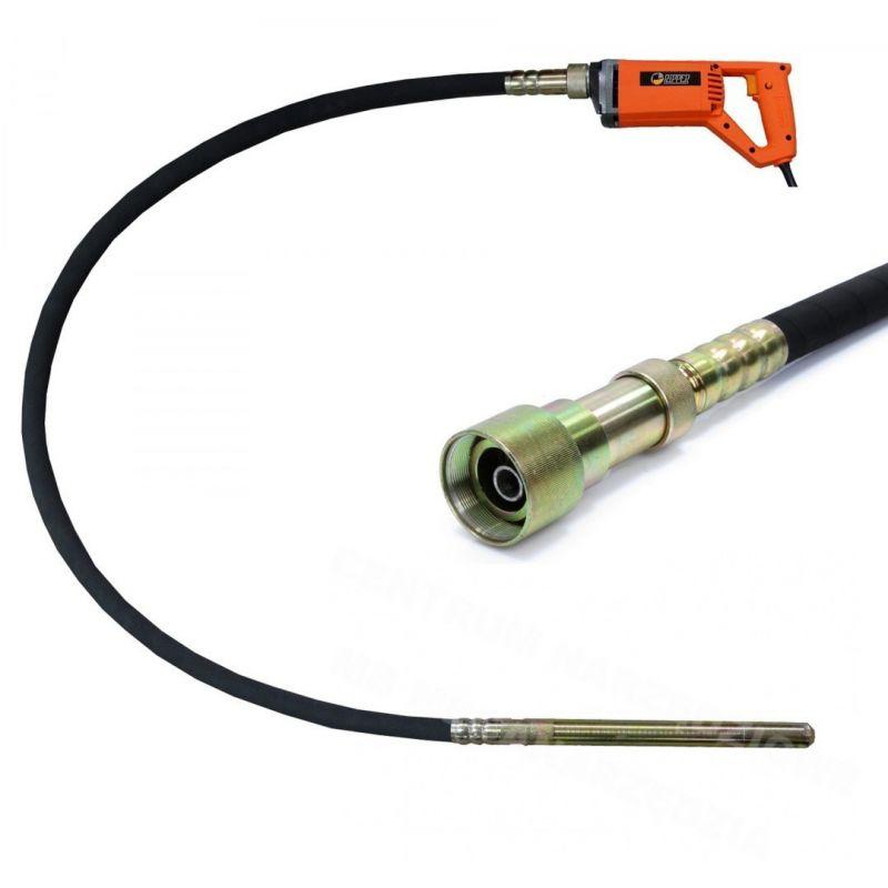 VIBRATOR BETONU 35mm 2m 1250W M79492 MAR-POL FALCON
