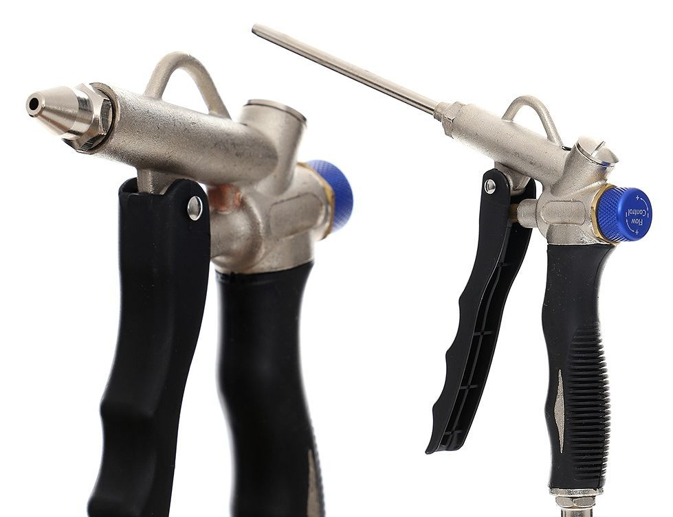 Vyfukovací pistole s regulací tlaku 10 BAR, gumová TA141 TAGRED