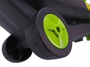Vysavač listí foukač drtič 3v1 3300W 270 Km/h výkonný